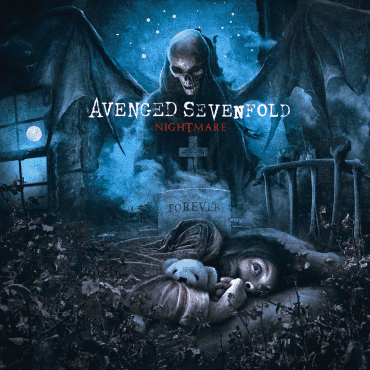 Albumcover: Avenged Sevenfold - Nightmare